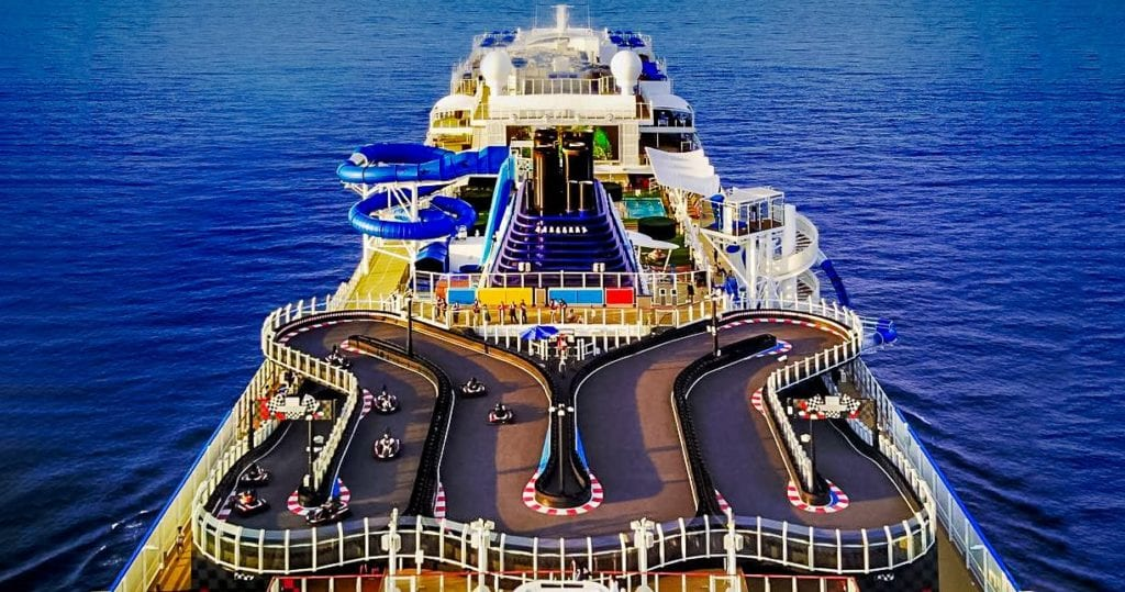 Why is Norwegian Cruise Line the best for a family vacation?