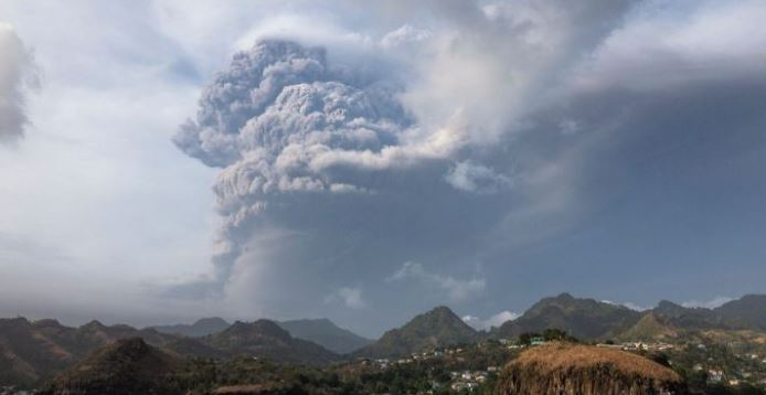 Condello Travel in Vaughan, ON, closely monitoring St. Vincent and Grenadines volcano-tectonic (VT) earthquakes